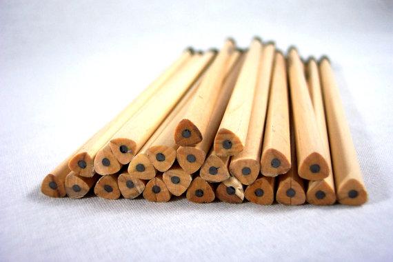 triangle pencil