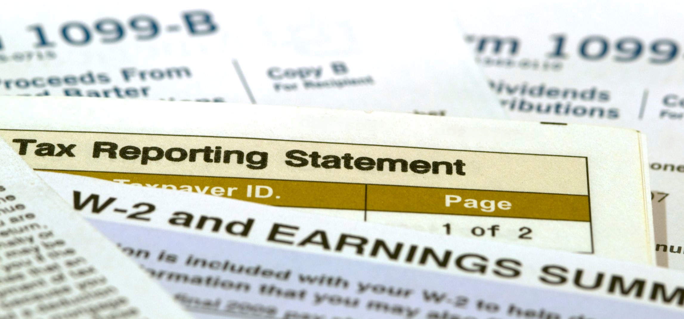 A Field Guide to Common Tax Forms   Meridian Financial Partners